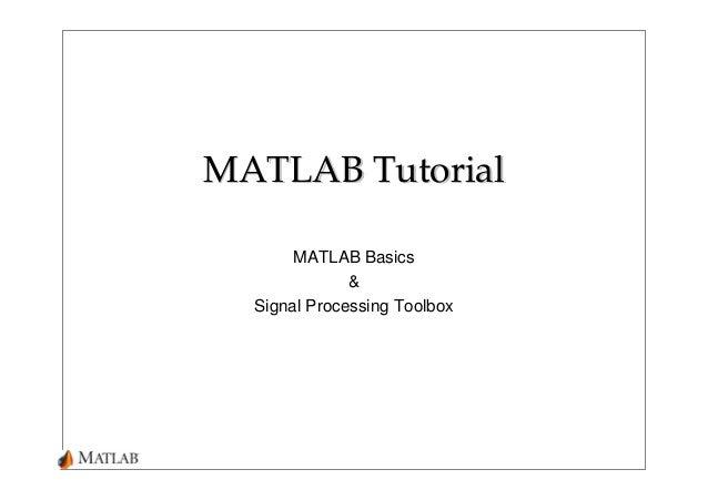 signal processing toolbox matlab pdf