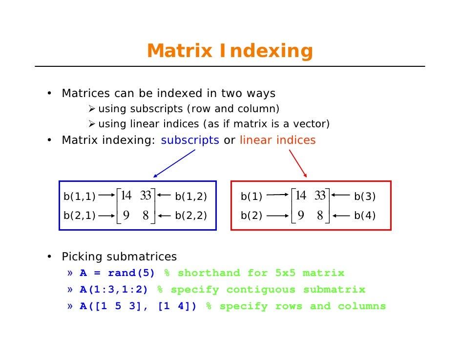 Matlab lec1