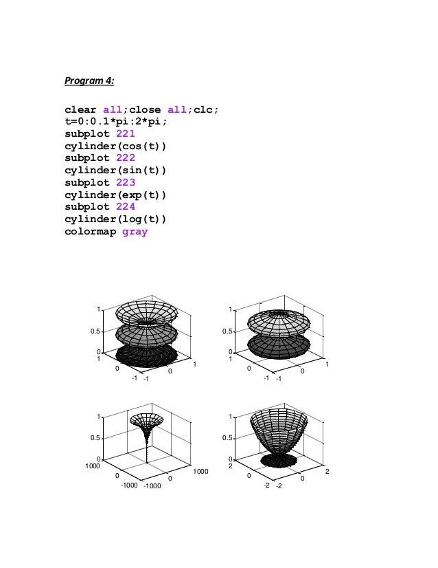 Matlab plotting