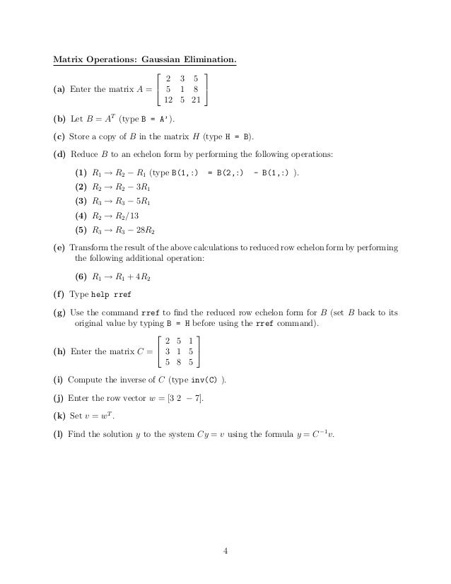 3-5 practice operations with matrices answer key