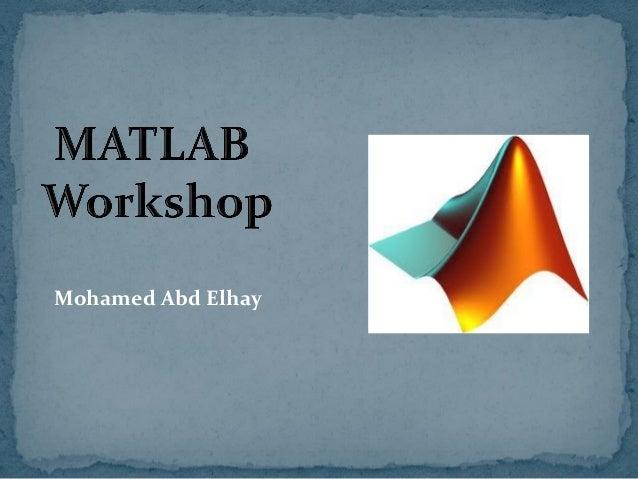 Mohamed Abd Elhay