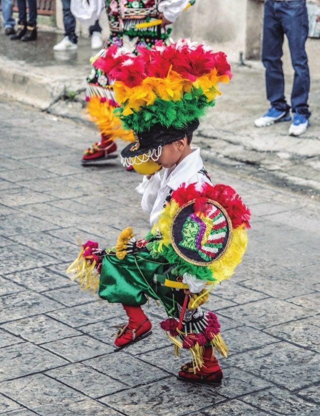 Iván Ariel Márquez Morales DANZAS DE MATLACHINES Una tradición viva y con futuro