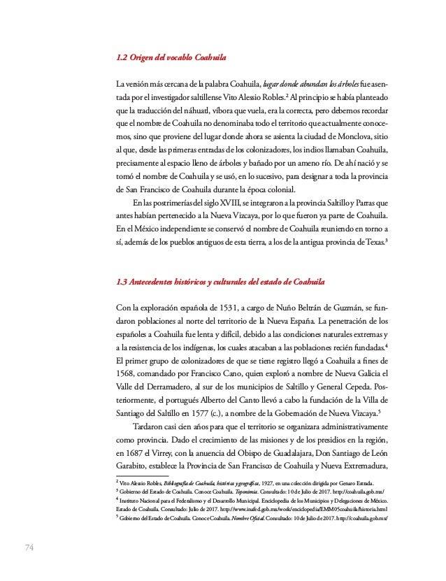 85 2.1 Génesis del mestizaje El destacado historiador y periodista Javier Villarreal Lozano1 relata que el 13 de agosto de...