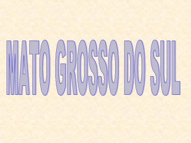 É muito provável que a presença do homem, em Mato Grosso do Sul, supere dez mil anos.