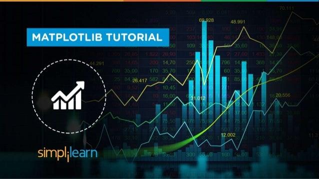 Matplotlib tutorial   Python Matplotlib Tutorial   Python