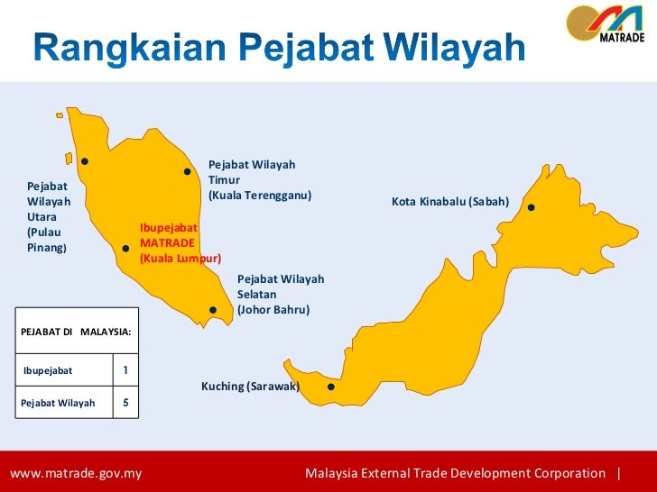 Pejabat Wilayah Utara (Pulau Pinang ) Pejabat Wilayah Timur (Kuala Terengganu) Pejabat Wilayah Selatan  (Johor Bahru) Kota...