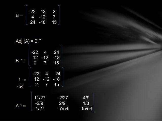 Método de Krammer  Se utiliza para resolver sistemas lineales a través de determinantes.  Se calcula el determinante princ...