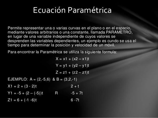Observa en la imagen que la recta r  es perpendicular al plano π. El punto  M es el punto medio o punto  proyección. Las c...