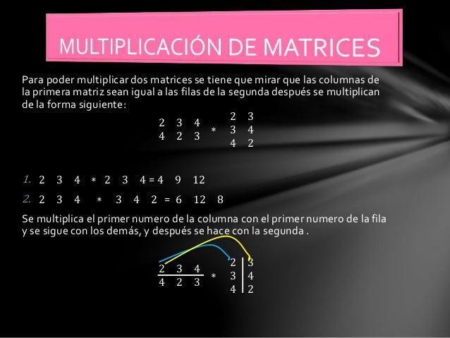 El Método de Gauss:  El método de Gauss transforma la matriz de coeficientes en una matriz  triangular superior. El método...
