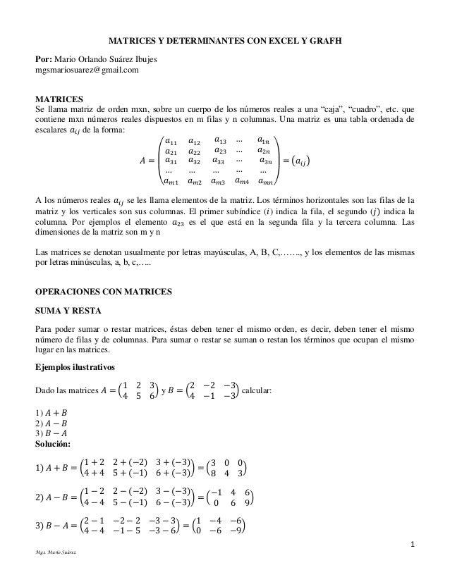 Resolver determinantes 5x5 online dating