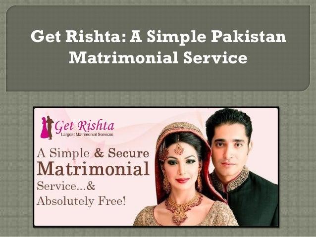 Matrimonial get rishta