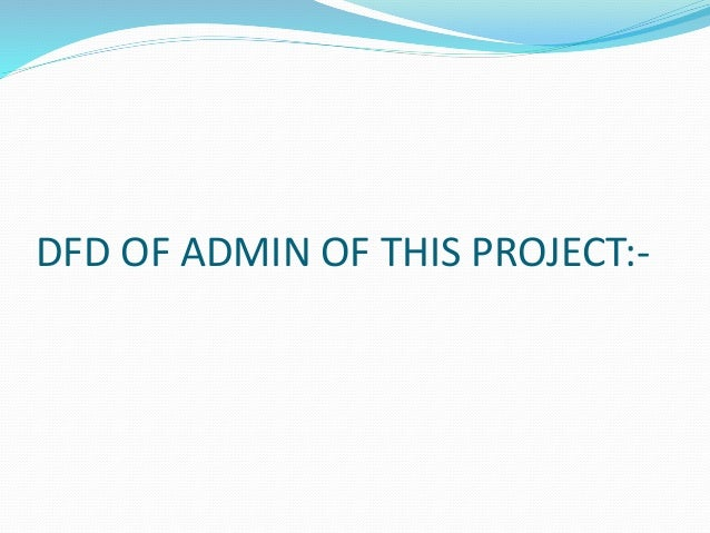 CASE DIAGRAM OF ADMIN:-