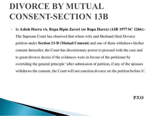 Matrimonial Remedies Under Hindu Marriage Act 1955