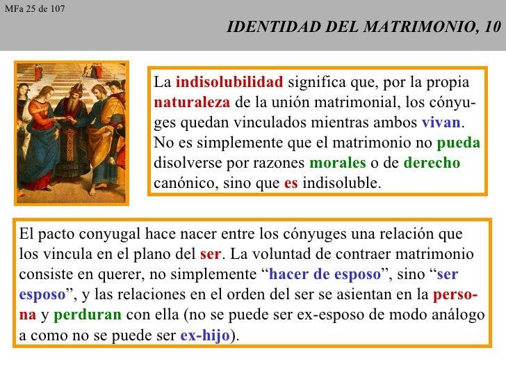 Matrimonio Que Significa : Matrimonio identidad del