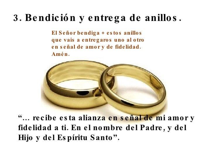 Bendicion Matrimonio Biblia : Bendicion de anillos bodas vestido novia