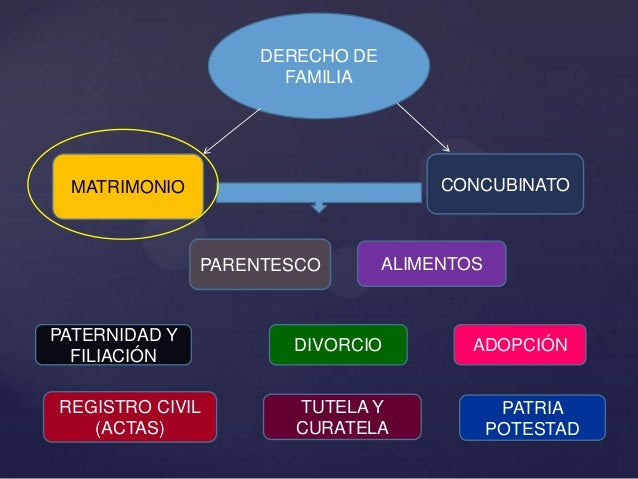 Matrimonio for Derecho de paternidad