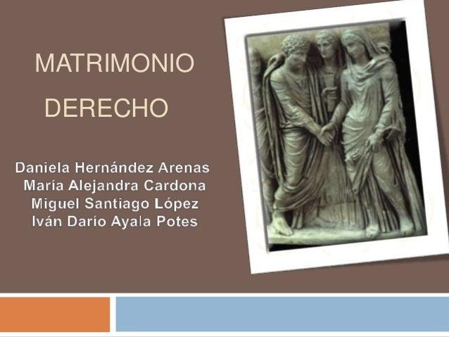Matrimonio Segun Los Romanos : El matrimonio en roma