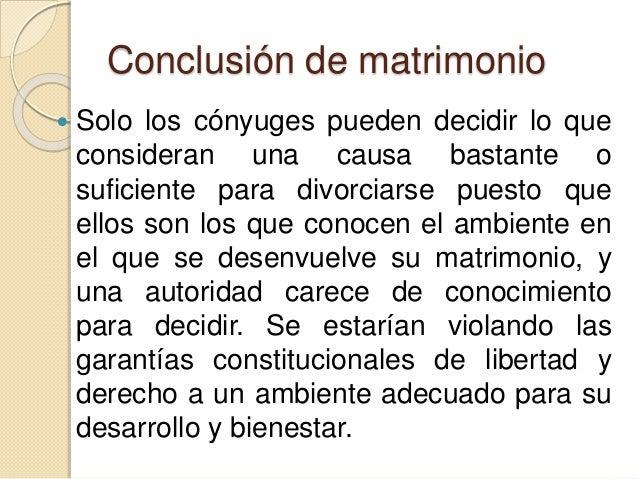 Matrimonio Romano Conclusion : Matrimonio