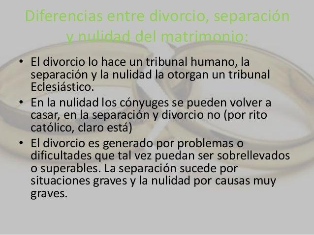 Nulidad Matrimonio Catolico Tribunal Eclesiastico : El matrimonio a