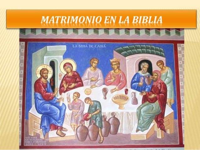 Matrimonio Biblia Catolica : Matrimonio en la biblia