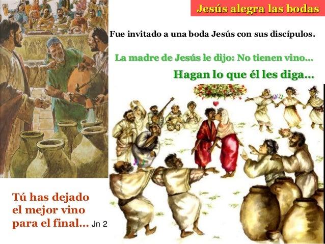 Virgen Matrimonio Biblia : Las bodas de canaan segun la biblia — cluber
