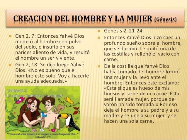 Biblia Matrimonio Hombre Y Mujer : Matrimonio en la biblia