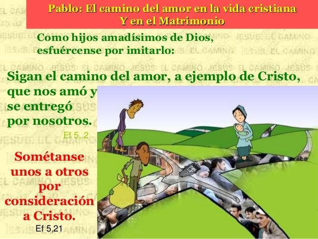 Pablo Matrimonio Biblia : Matrimonio en la biblia