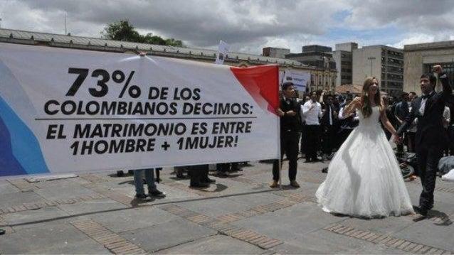 Matrimonio Mismo Sexo Biblia : Matrimonio parejas mismo sexo colombia