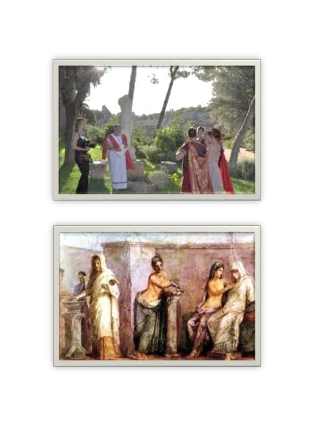 Matrimonio Romano Definicion : Matrimonio romano