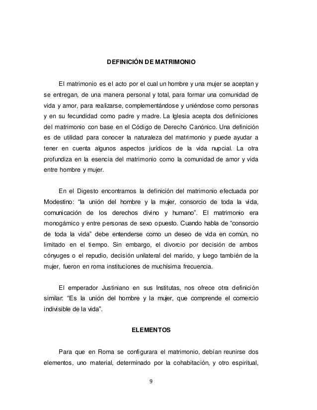 Matrimonio Romano Requisitos : Matrimonio romano