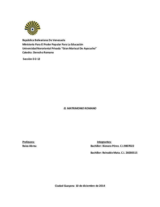 Matrimonio Romano Slideshare : Matrimonio romano pareja xiomara y reinaldo