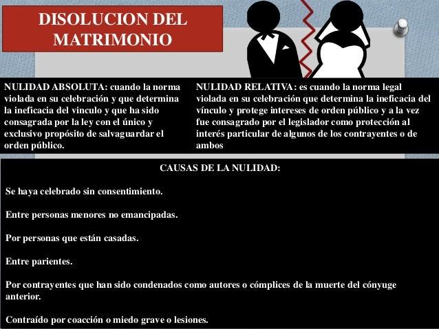 Matrimonio Y Concubinato : Matrimonio y concubinato