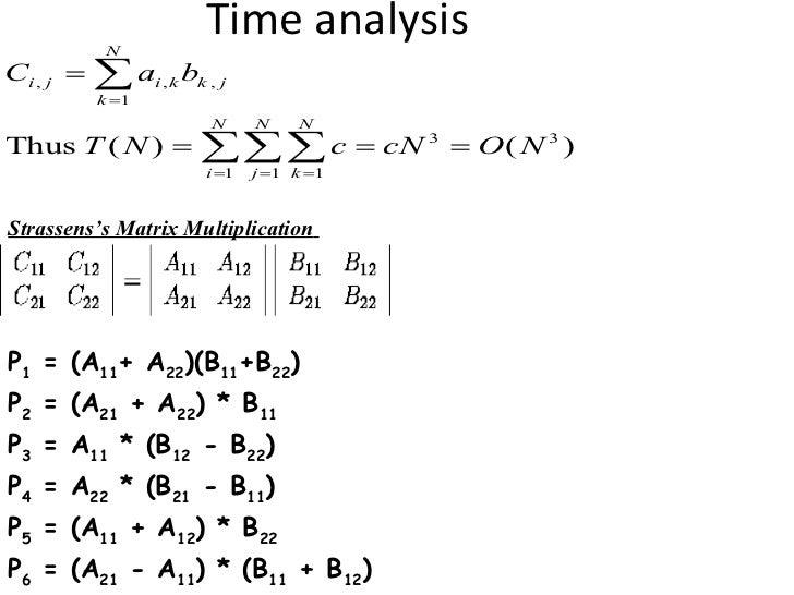 matrix chain multiplication dynamic programming example pdf
