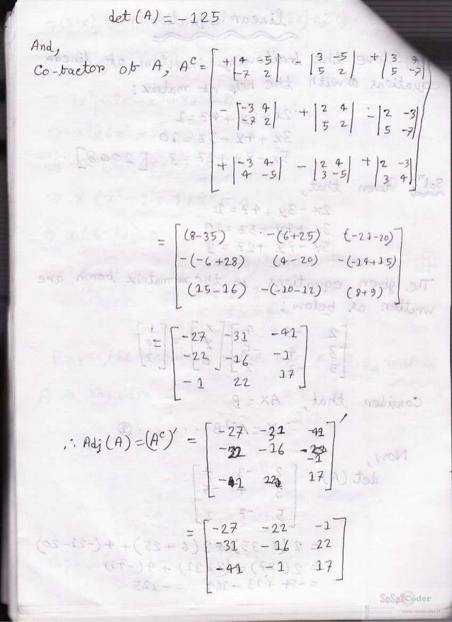32 Matrix 2
