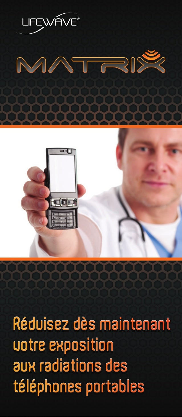 Réduisez dès maintenantvotre expositionaux radiations destéléphones portables