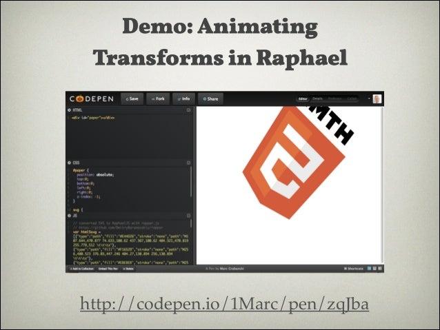 Demo: Transitioning CSS Matrix  http://codepen.io/1Marc/pen/FJbtj