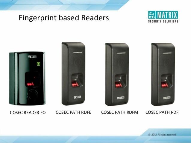 Matrix Security Solutions Cosec Access Control And Time