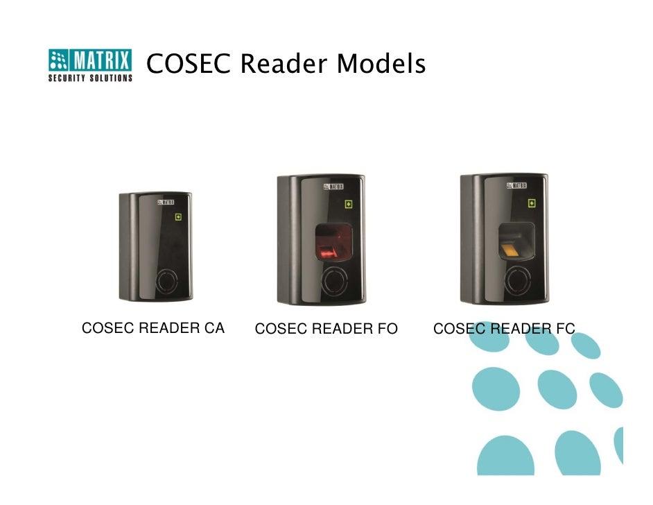 Matrix Cosec Acm Presentation V1 R1