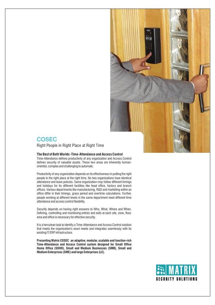 Matrix cosec brochure_%20_v1%20r2