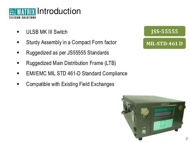 Jss 55555 Specifications In Detail Pdf