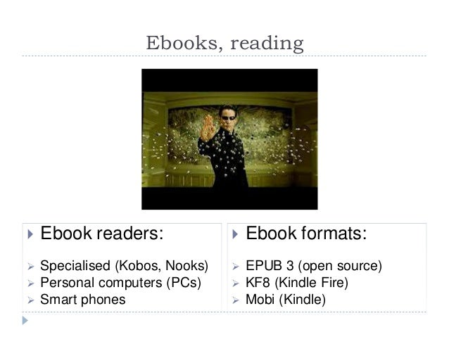 Matrix Revolutions: Ebook Indexing - ebookcraft 2016 - Pilar Wyman Slide 3