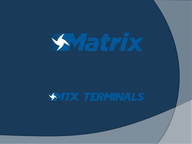 Matrix ElectronicaMatrix was founded in 1991 and ever since has beingsupplying high tech products to the industrial market...