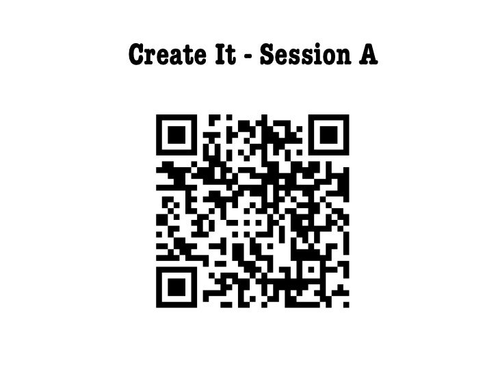 Think - Pair - ShareDiscuss ways that QR codes could be utilized in               your classroom.Add your ideas to the Sch...