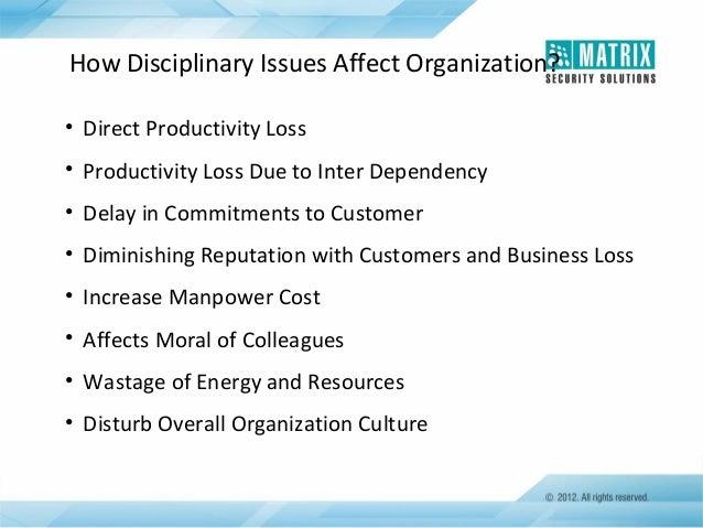 How Corporate Culture Affects Productivity