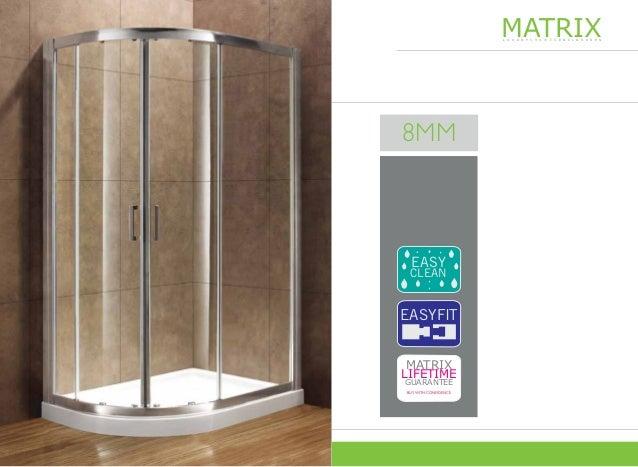 Matrix Showers Brochure 2013 At Taps4less Com