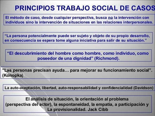 Matriz de caso - Casos practicos trabajo social ...