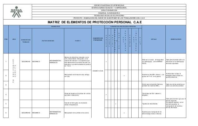 SERVICIO NACIONAL DE APRENDIZAJE                                                                                          ...