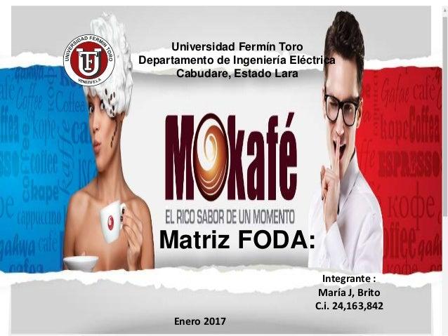 Universidad Fermín Toro Departamento de Ingeniería Eléctrica Cabudare, Estado Lara Integrante : María J, Brito C.i. 24,163...