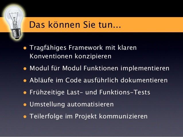 Herausforderung #4 Verdeckte Anforderungen  Holger Darjus · Marcel Moré Das Matroschka Prinzip  FileMaker Konferenz 2013 S...