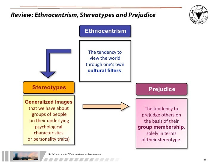 the benefits and drawbacks of ethnocentrism in a culture